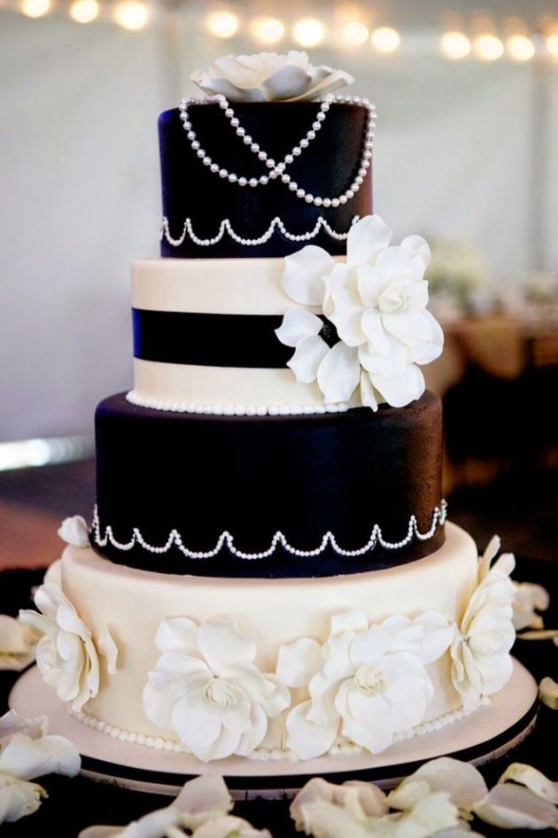 black and white themed wedding cakes ideas de tortas de bodas muy originales alameda hotel 11842