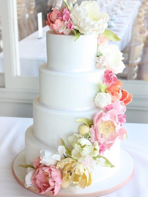 Tortas Para Matrimonio Rustico : Ideas de tortas bodas muy originales alameda hotel
